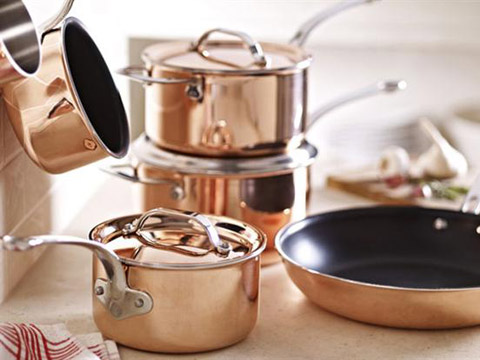 Licensing in kitchenware industry
