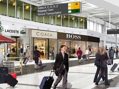 airport retail