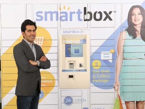 Amit Sawhney, co-founder, Smartbox