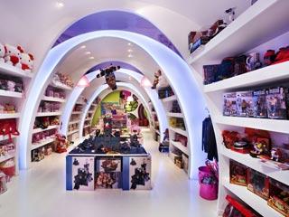 Kids Retail