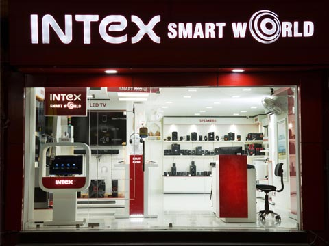 Intex focusing on 'Digital Push'  for its stores