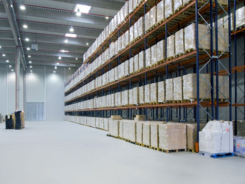 How are warehousing occupiers approaching the GST