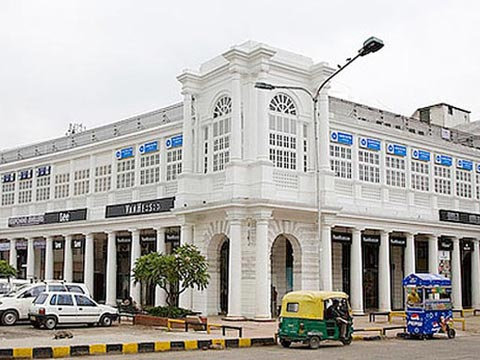 Connaught Place Is 9th Most Expensive Office Market in The World