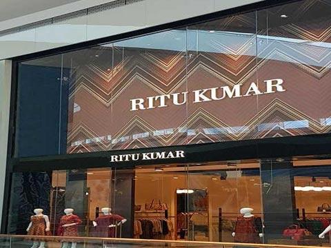 How Ritu Kumar is powering its merchandising decisions?