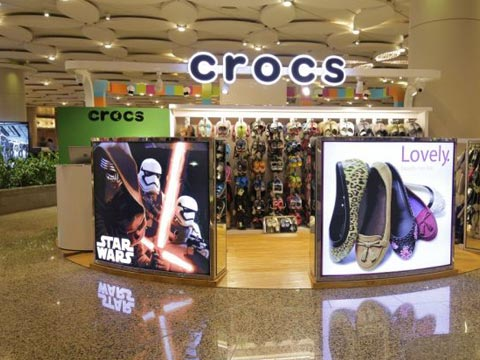 How Crocs regained its footprint in India?