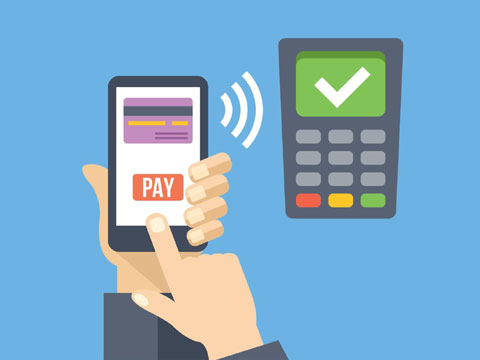 Digital payment as the mode of transaction