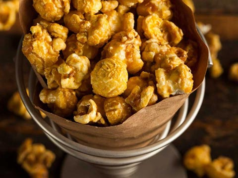 Gourmet Popcorn: A New Snack Trend!