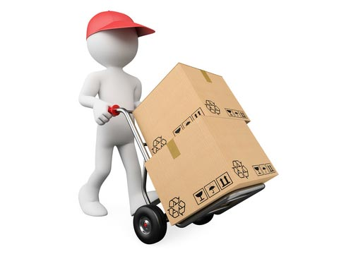 How upcoming businesses are facilitating timely  delivery of products?