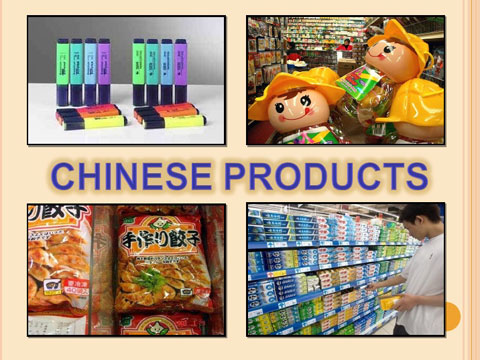 How Chinese products impacting Indian businesses?
