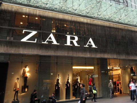 86ab5c09 How Inditex the maker of Zara, Massimo Dutti is improving shopping  experience?
