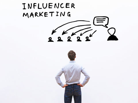 How brands are increasingly relying on the power of influencers to tap their target audiences?