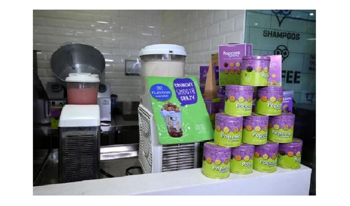 Popcorn Brand 'Popcorn & Company' Makes its Way to 24Seven