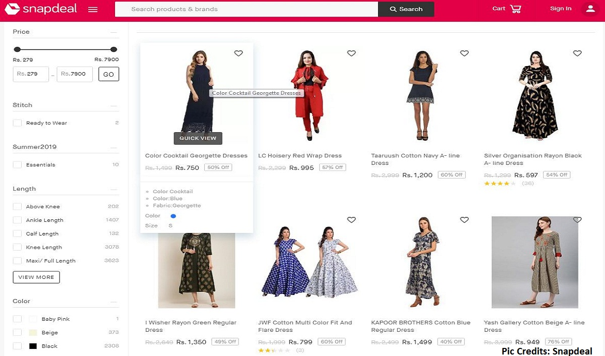 Snapdeal introduces festive e-stores