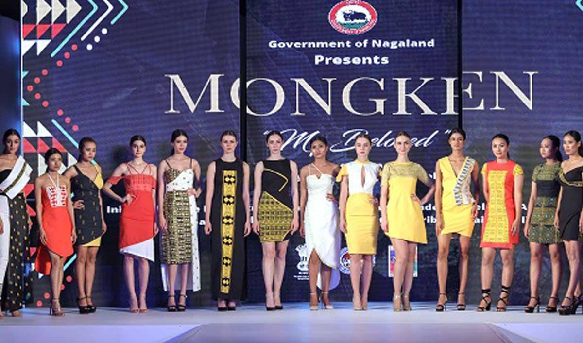 Nagaland forays into high fashion with MONGKEN