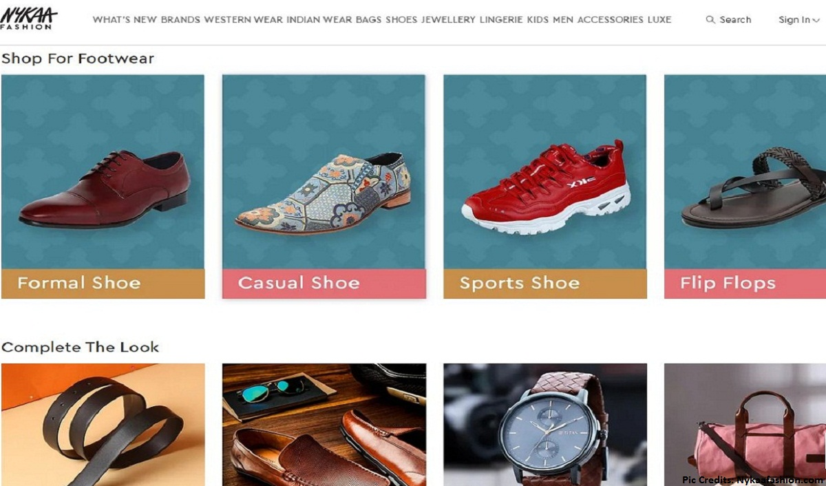 Nykaa to now woo men with launch of men's fashion category