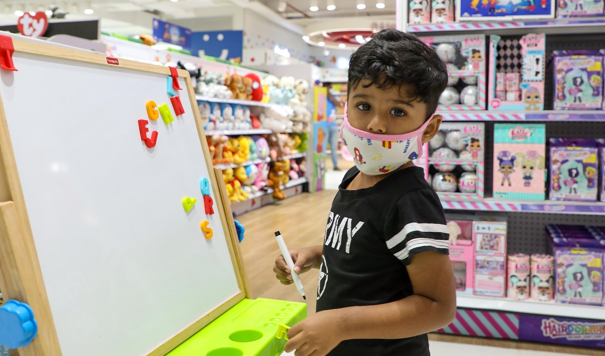 """Toys""""R""""Us strengthens presence in India, opens 14th store in Mumbai"""