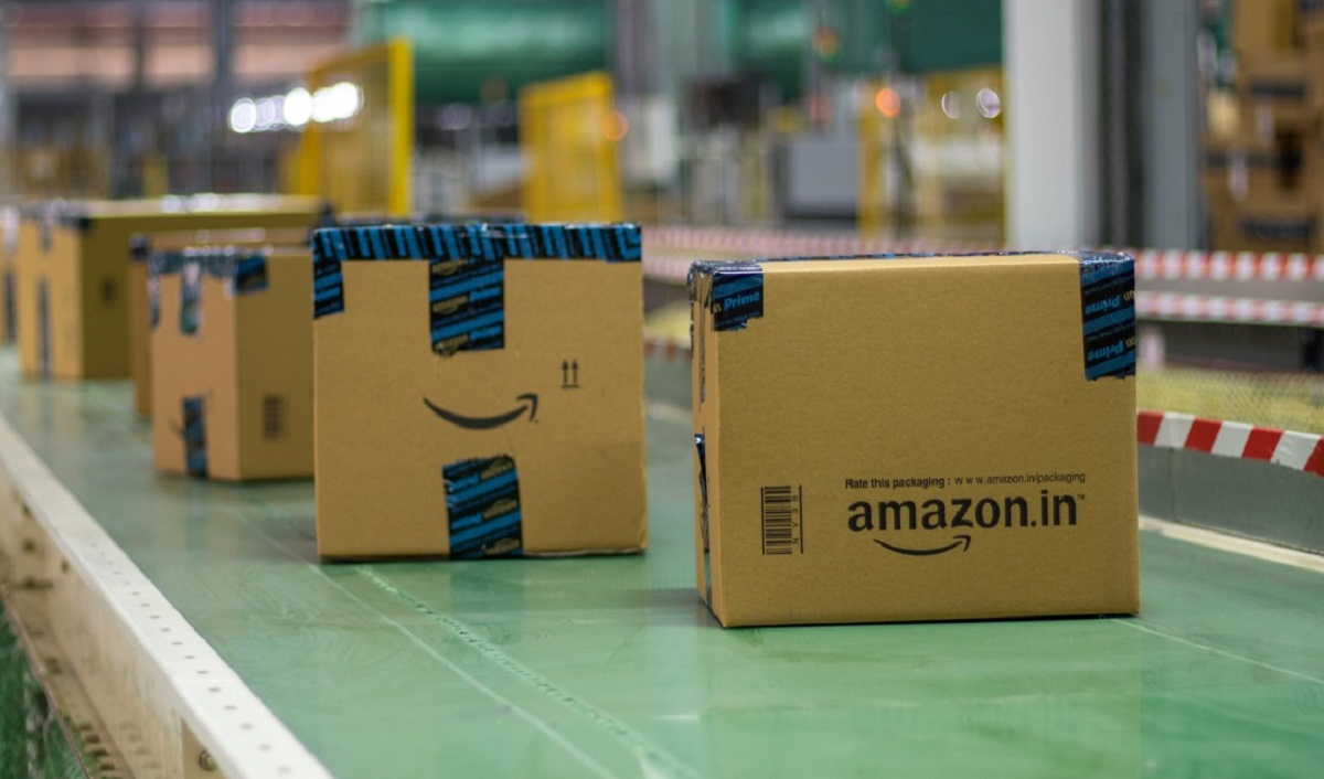 Amazon India scales delivery network ahead of the festive season