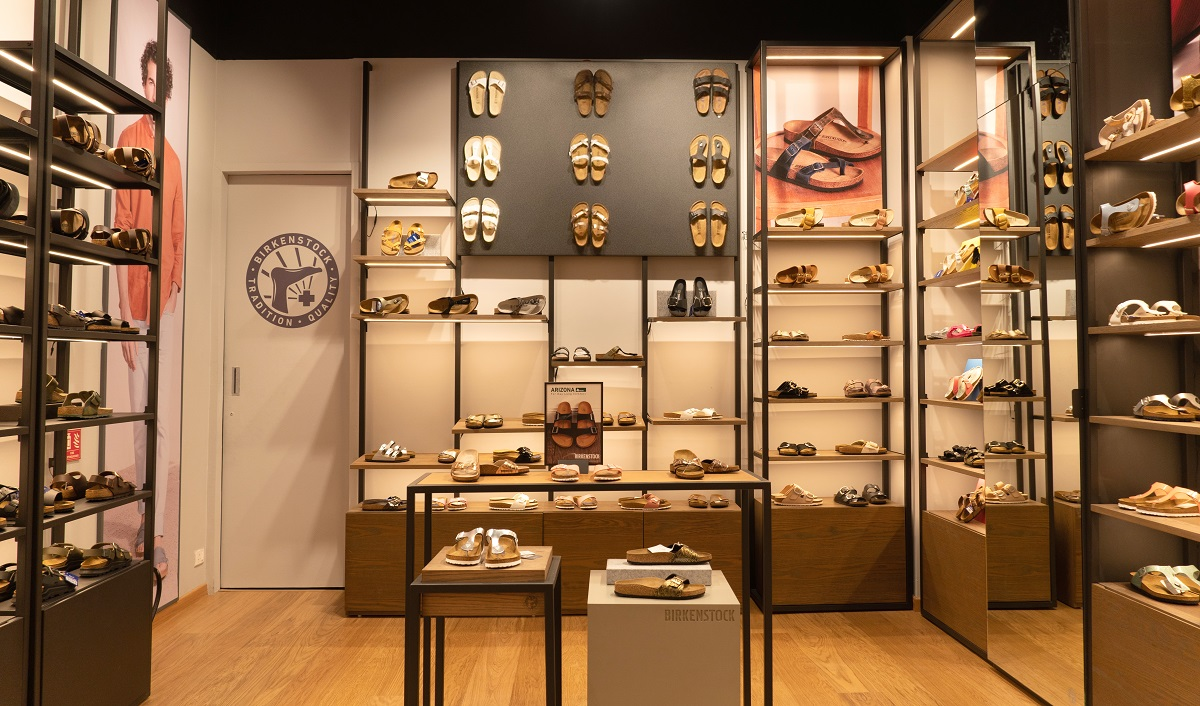 BIRKENSTOCK Further Expands Footprint; Opens 1st Mono-Brand Store in Chandigarh