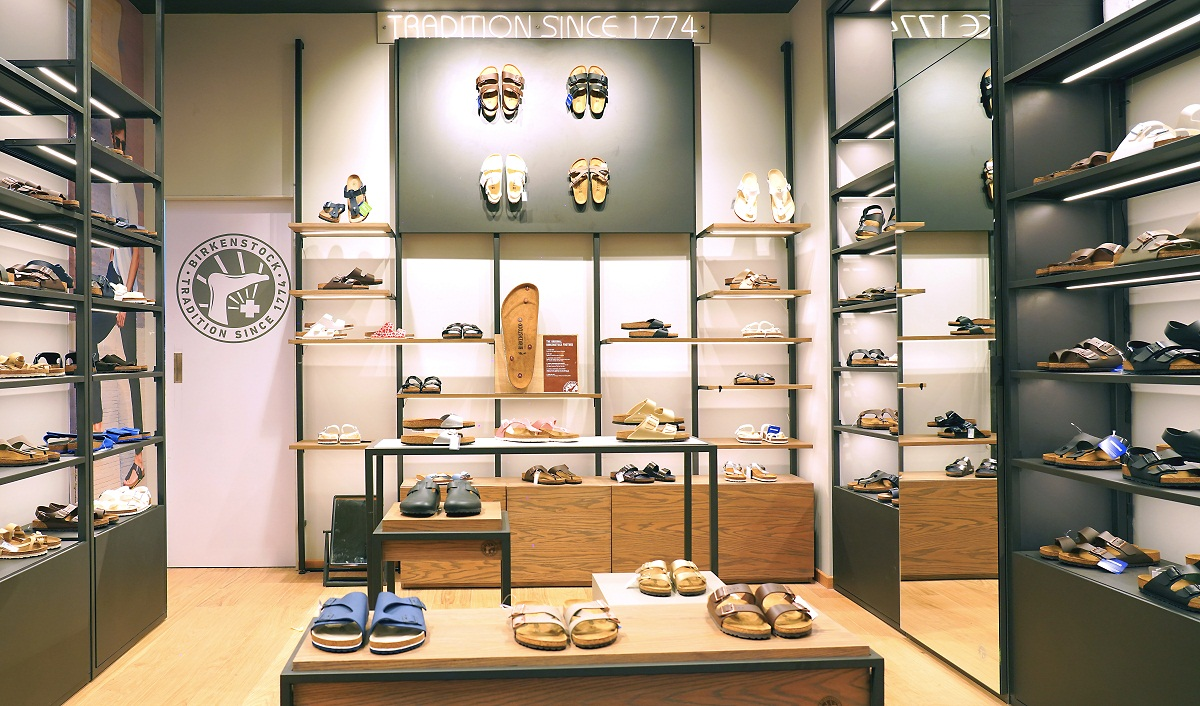 BIRKENSTOCK opens its 2nd Monobrand Store in India