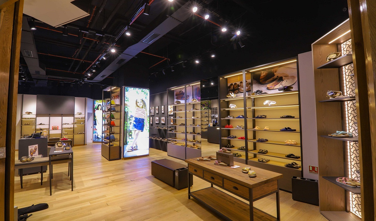 BIRKENSTOCK on India Retail Expansion Spree; Opens New Store in Chennai
