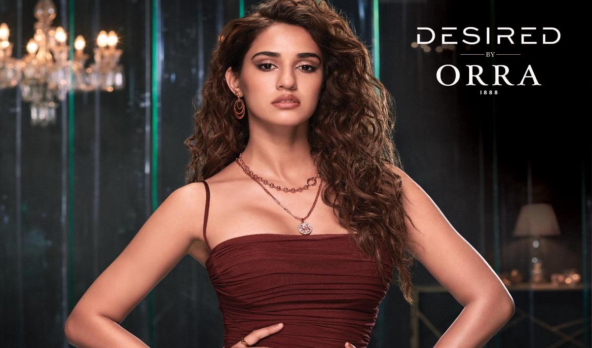 Jewellery Brand ORRA Announces Disha Patani as New Brand Ambassador