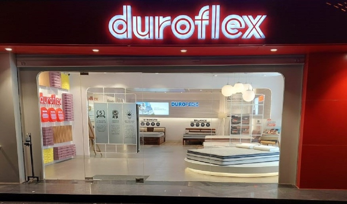 Duroflex Continues its Hyper Growth Journey; Opens 3rd Experience Centre in Bangalore
