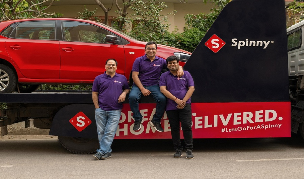 Used Car Retailing Platform Spinny Raises $65 mn Funds; to Expand to New Markets