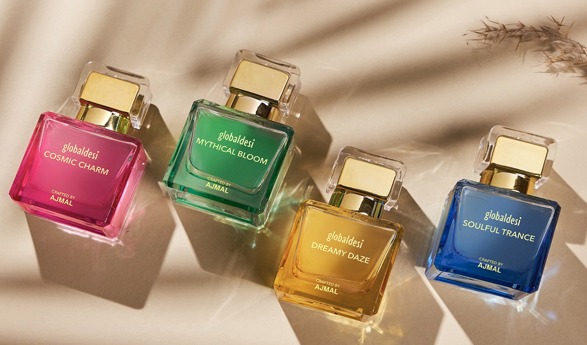 AND, Global Desi Unveil First-Ever Fragrance Series in Collaboration with Ajmal Perfumes