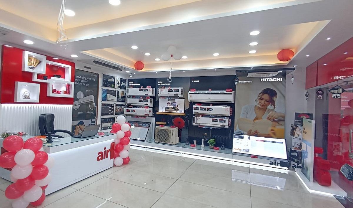 Hitachi Introduces 'Hitachi Brand Shop' Concept in India