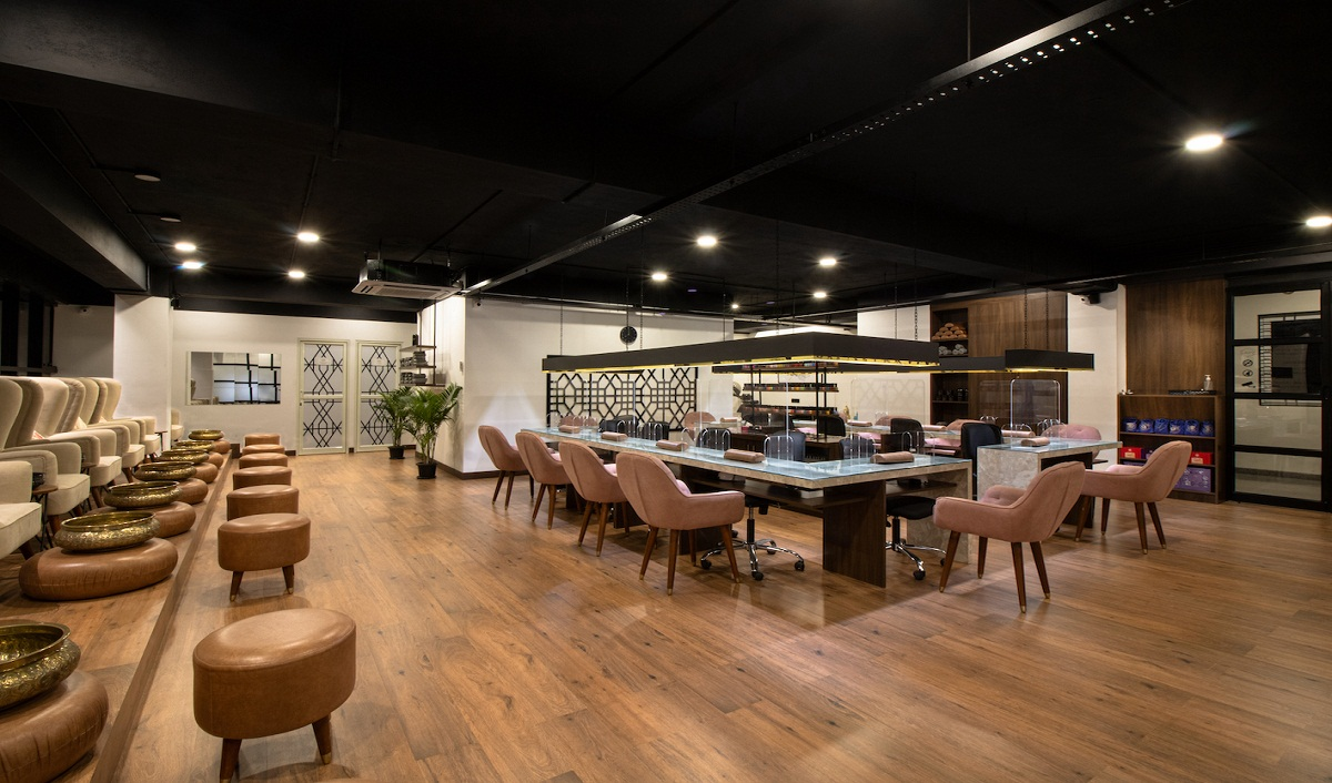 Nail & Dry Bar 'Nailbox' Opens New Outlet in Bangalore