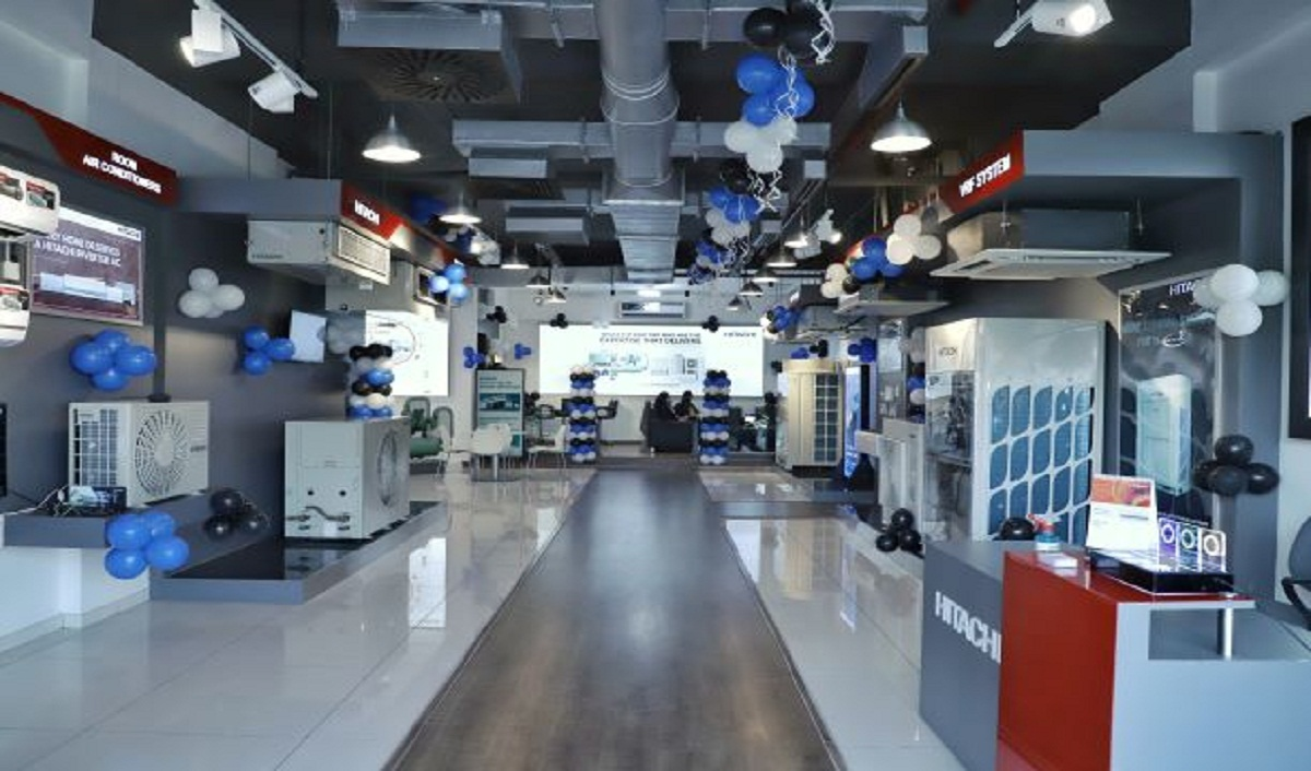 Johnson Controls-Hitachi Air Conditioning India Unveils State Of The Art 'Hitachi World' in Ahmedabad