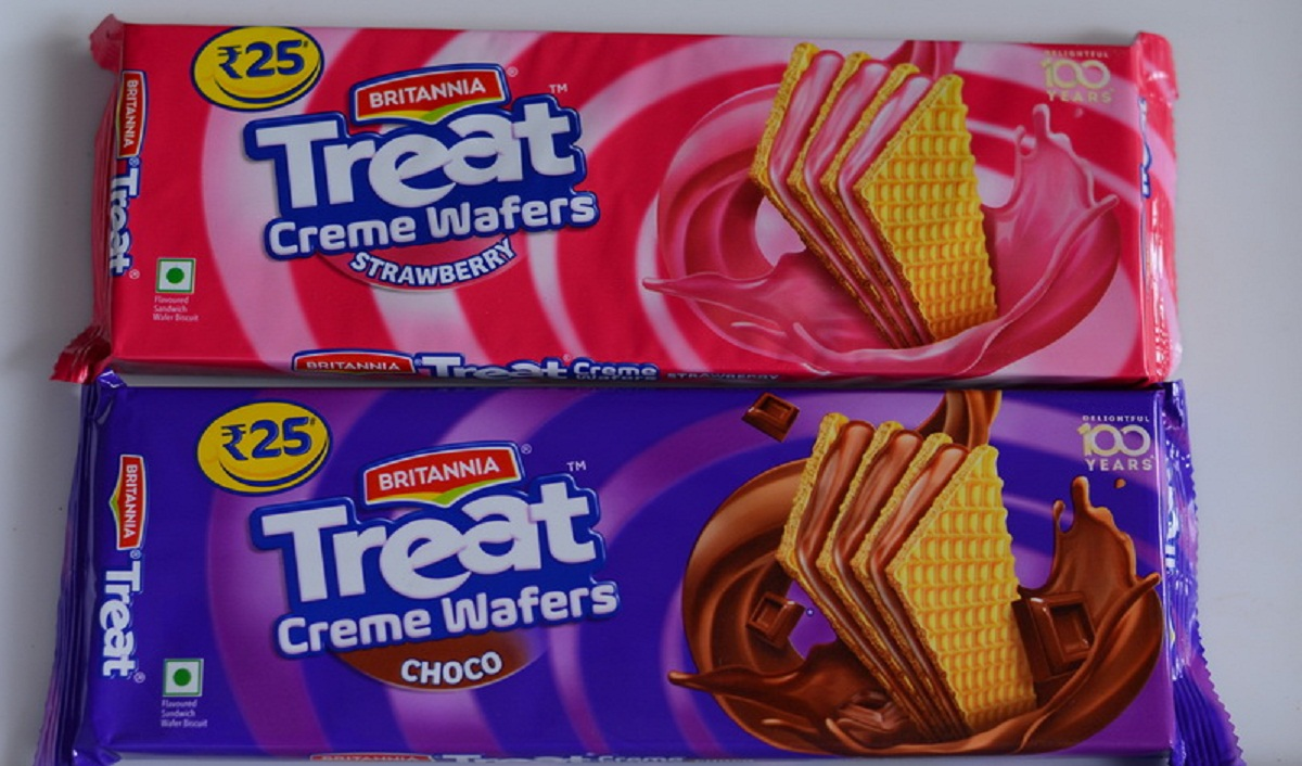 Britannia Treat Crème Wafers, Grofers Team Up to Grow the Kids Snacking Category