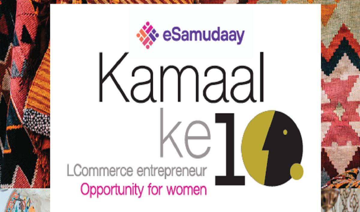 Local Commerce Platform eSamudaay Launches Women Entrepreneurship Program
