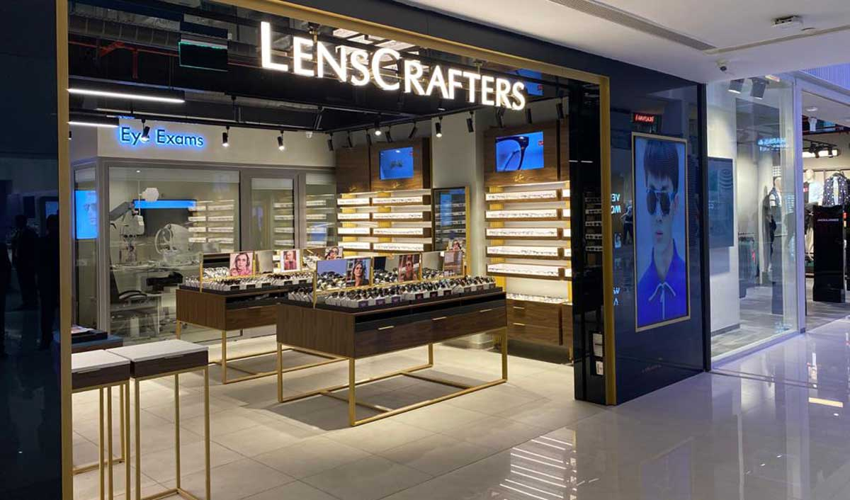 Optical retail brand LensCrafters sets foot in India with new store launch in Delhi