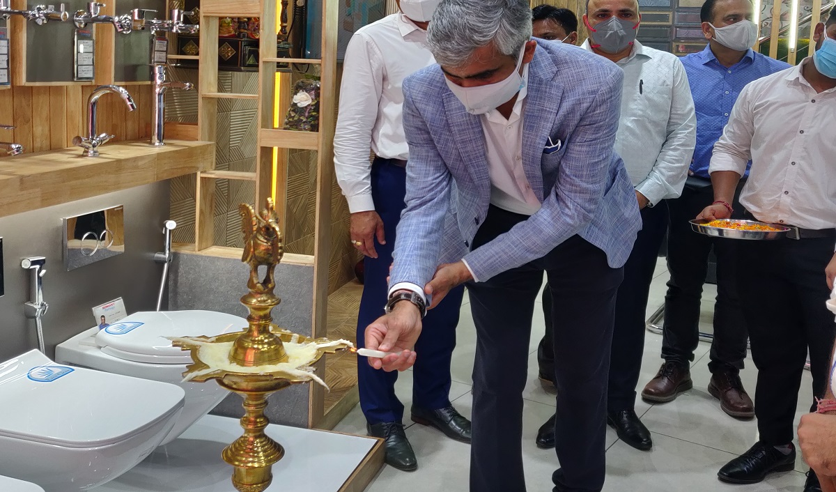 Somany Ceramics Strengthens India Footprint with 2 New Showrooms