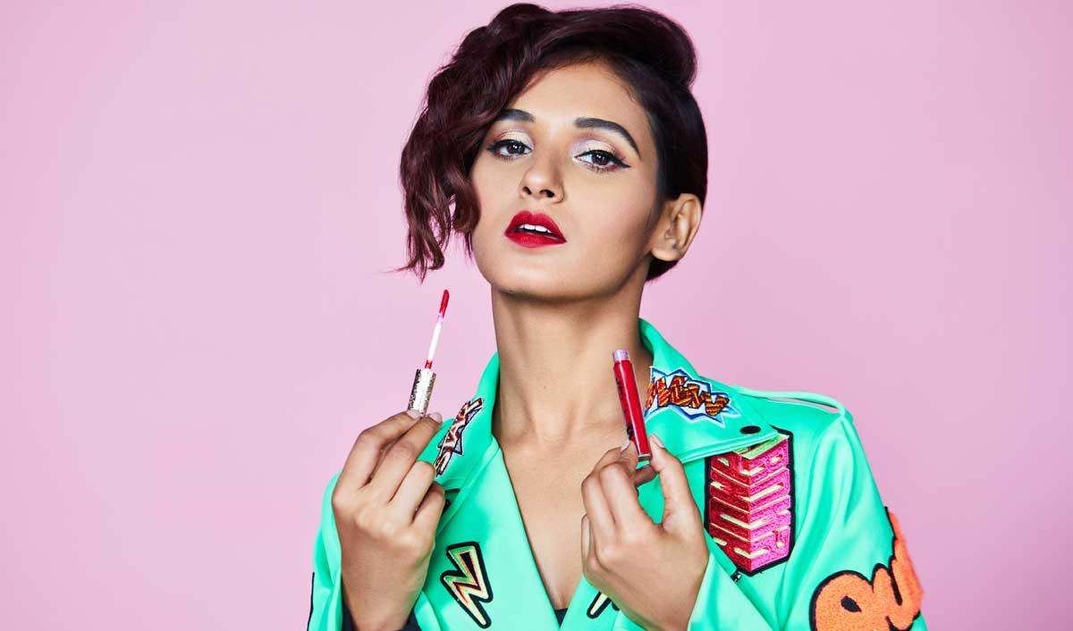 Purplle to launch Shakti Mohan's make-up range 'NY Bae X Shakti'