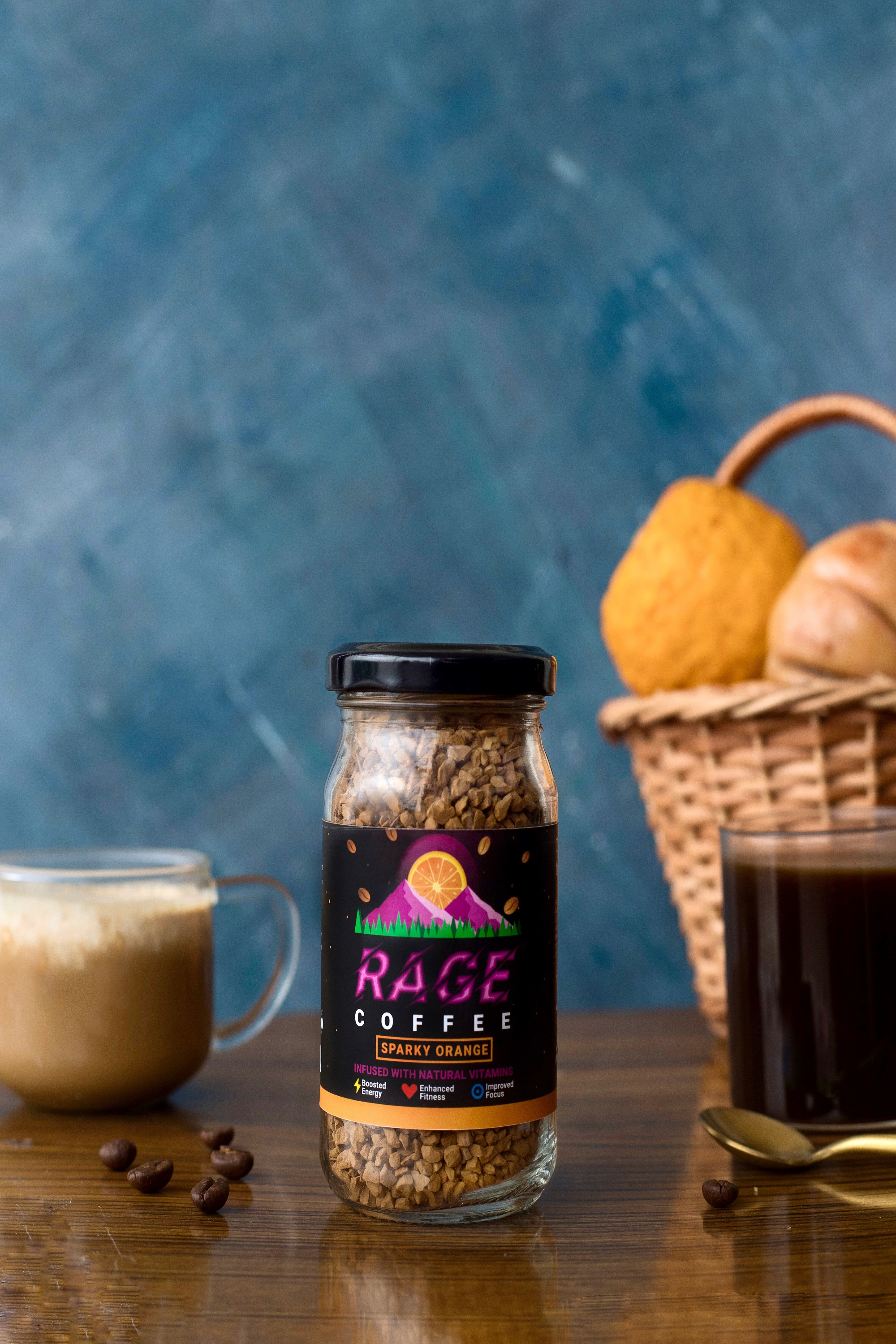 Rage Coffee Crosses Consumer Base of 160k with a Single Product in the Cart