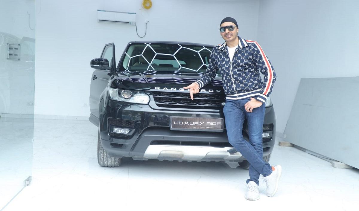 Luxury Ride Opens First Multi Brand Showroom in Gurugram