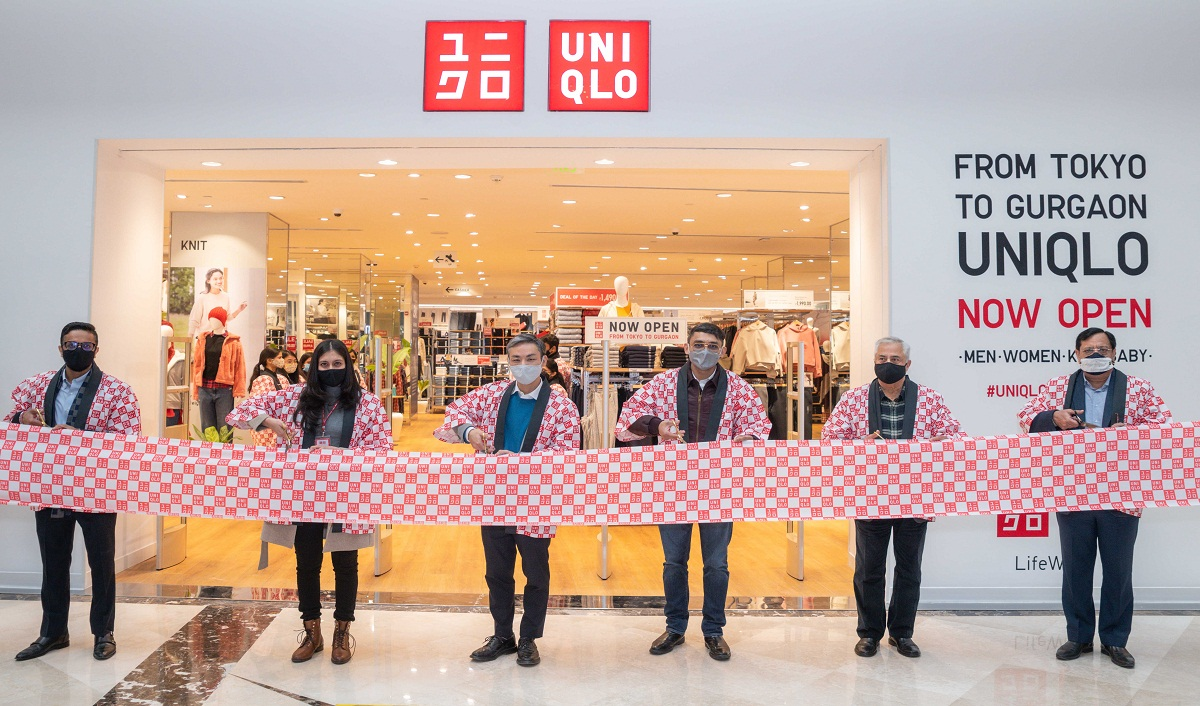 UNIQLO Unveils Its 6th Store In Delhi NCR At Ambience Mall, Gurugram
