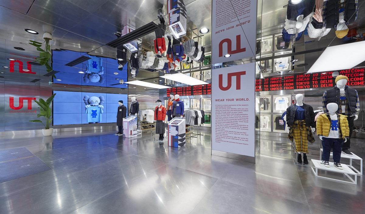 Uniqlo starts e-commerce operations in India