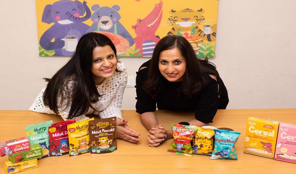 SLURRP FARM: Converting healthy diet to yummy & affordable