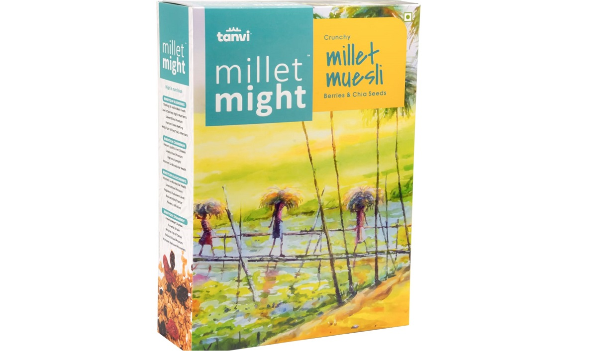 How Millet Food Startups are Riding the D2C Health Food Wave