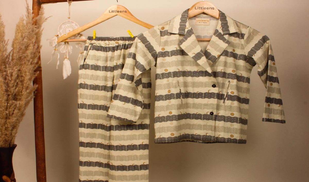 Sustainable Fashion Brand Littleens Unveils First Kids' Loungewear Collection