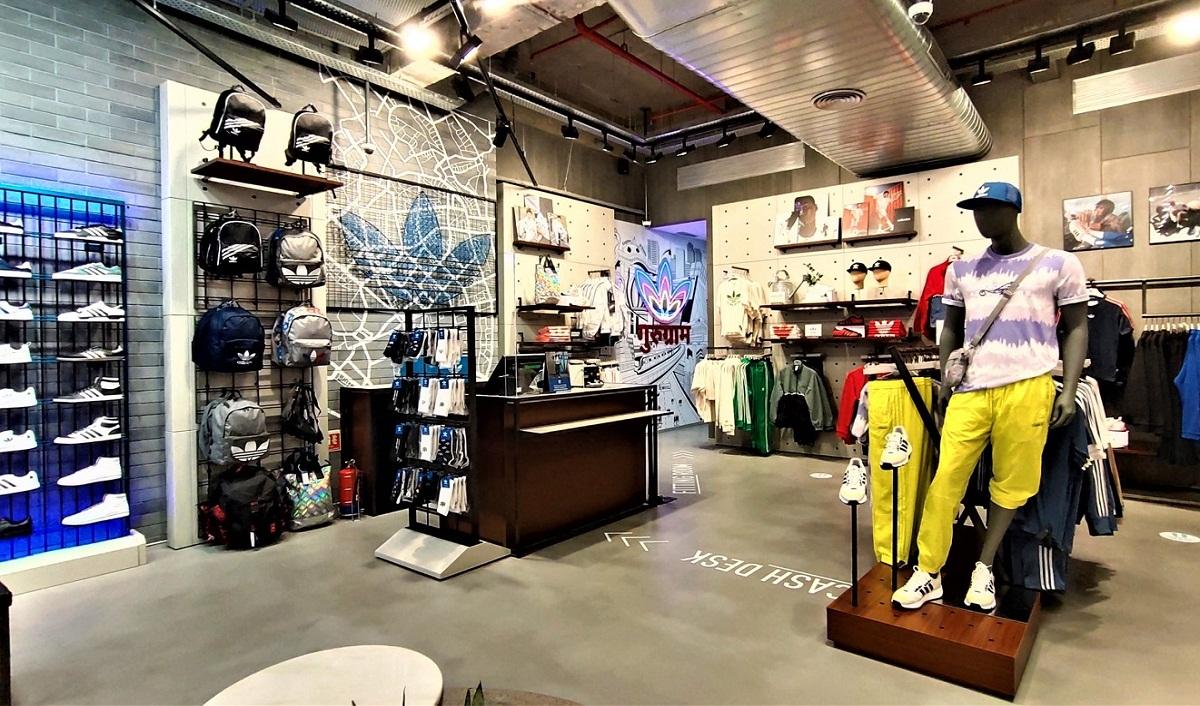adidas Originals Opens 1st Exclusive Originals Store in Gurugram