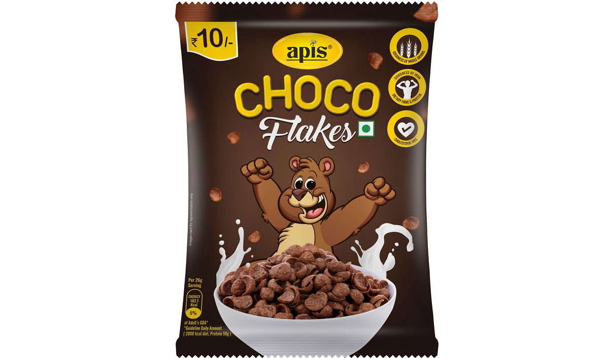 Apis India Enters the Healthy Breakfast Cereal Category