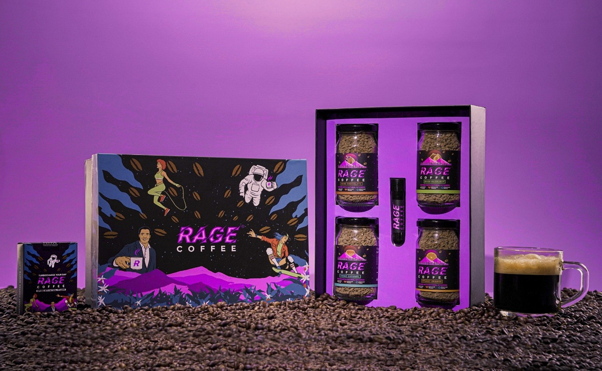 Rage Coffee Secures Funds to Strengthen its Omnichannel Distribution