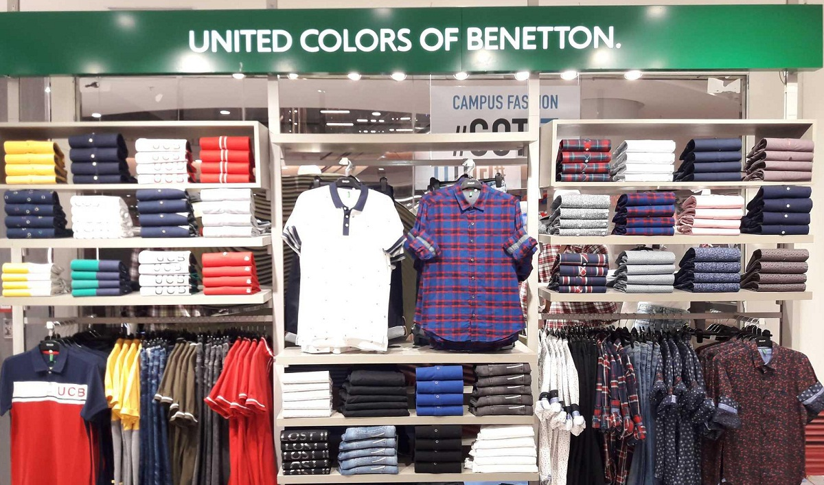 Benetton India Eyes to Grow Online and Offline Presence in 2021