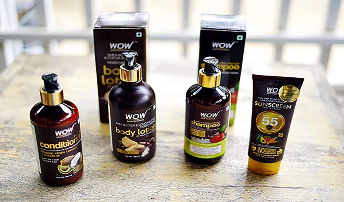 WOW Skin Science Strengthens Footprint in Brick and Mortar Stores across India