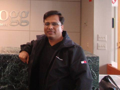Harish Singla, Co-Founder & Chief Executive Officer, BluBox