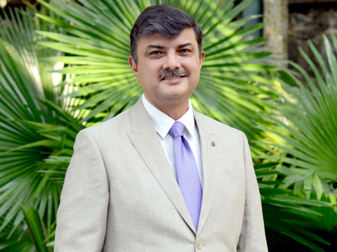 Sanjay Behl, CEO, Lifestyle Business, Raymond Ltd